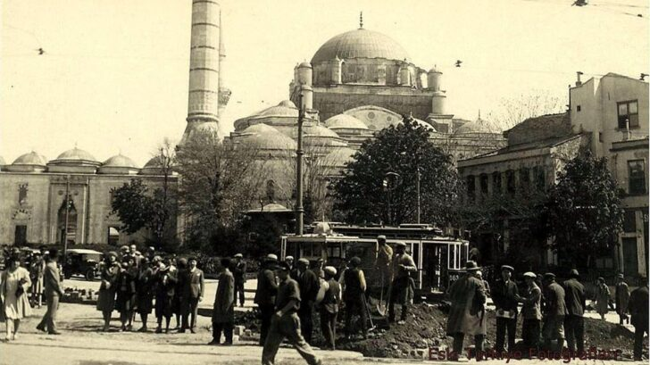 İstanbul - Beyazıt, 1930'lar