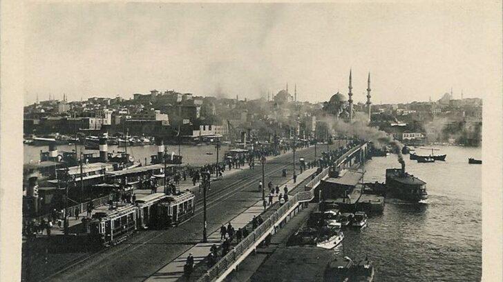 İstanbul, Galata köprüsü