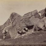 Yazılıkaya Frig Vadisi Yılantaş Anıtı / Eskişehir / 1870'ler / Guilla...