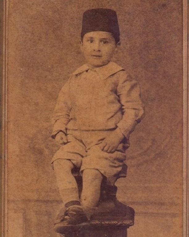 An Ottoman Child, c1900 Bir Osmanlı Çocuğu, 1900c                      ...