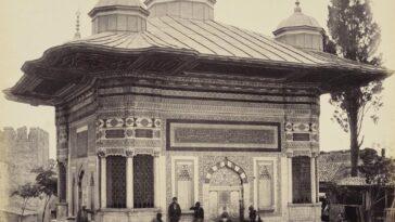 Sultan III. Ahmed Çeşmesi