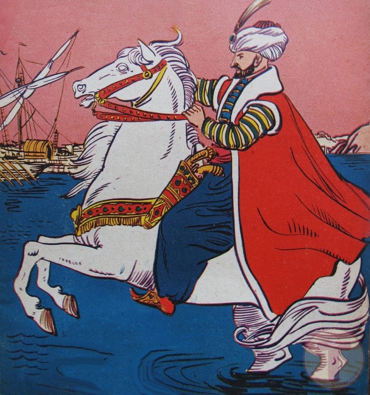 Fatih Sultan Mehmed Han'ın Mücevheri