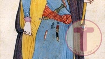 Bir Osmanlı Minyatürü