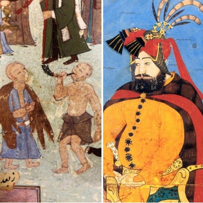 24 Haziran 1634'de 4.Murad'ın Edirne'de olduğu zaman tekkeleri için yardım istey