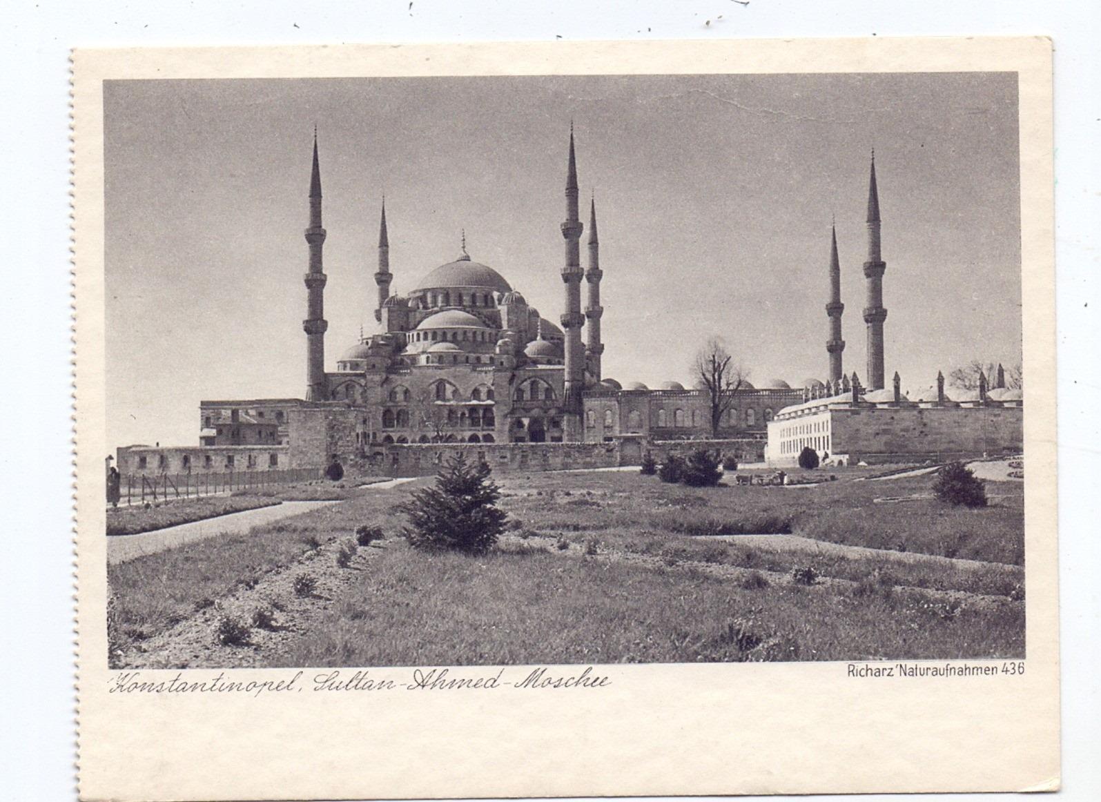 Sultan Ahmet Camii Tarihten Inciler