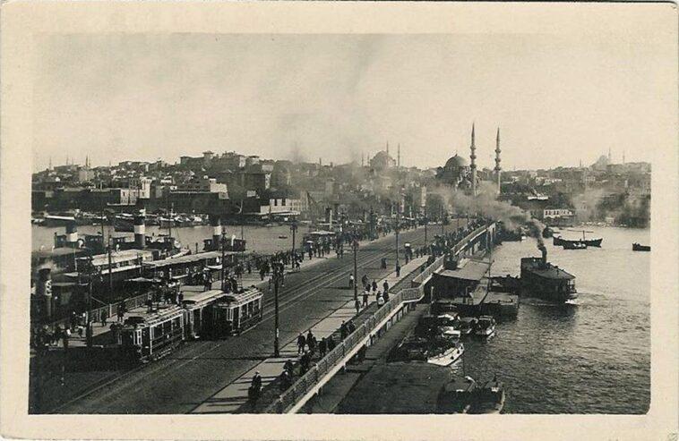 Tarihi İstanbul Fotoğrafları