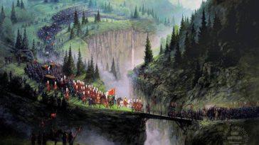Fatih Sultan Mehmed'in Ordusuyla Trabzon'a Doğru İlerlemesi