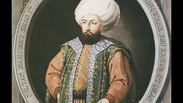 Sultan Birinci Mehmed