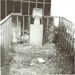 IV. Murad'ın kadeh arkadaşı Bekri Mustafa'nın kabri. Dimitri Kantemir'in yazdığı