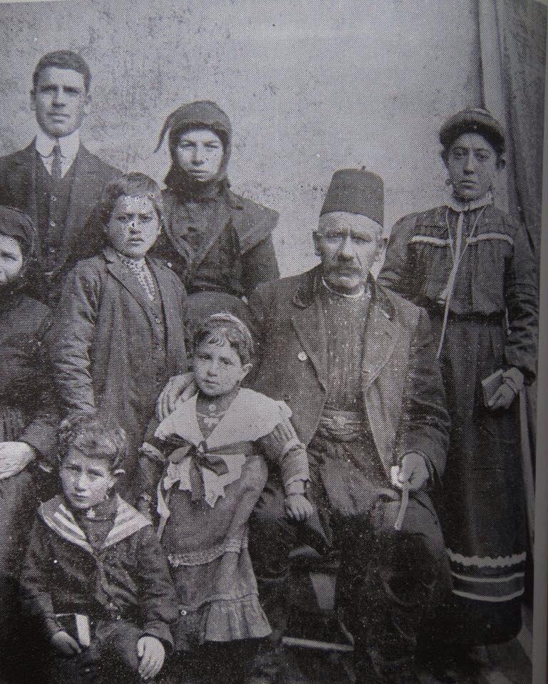 Kayseri/Everek, Fenese'li Ermeni bir aile