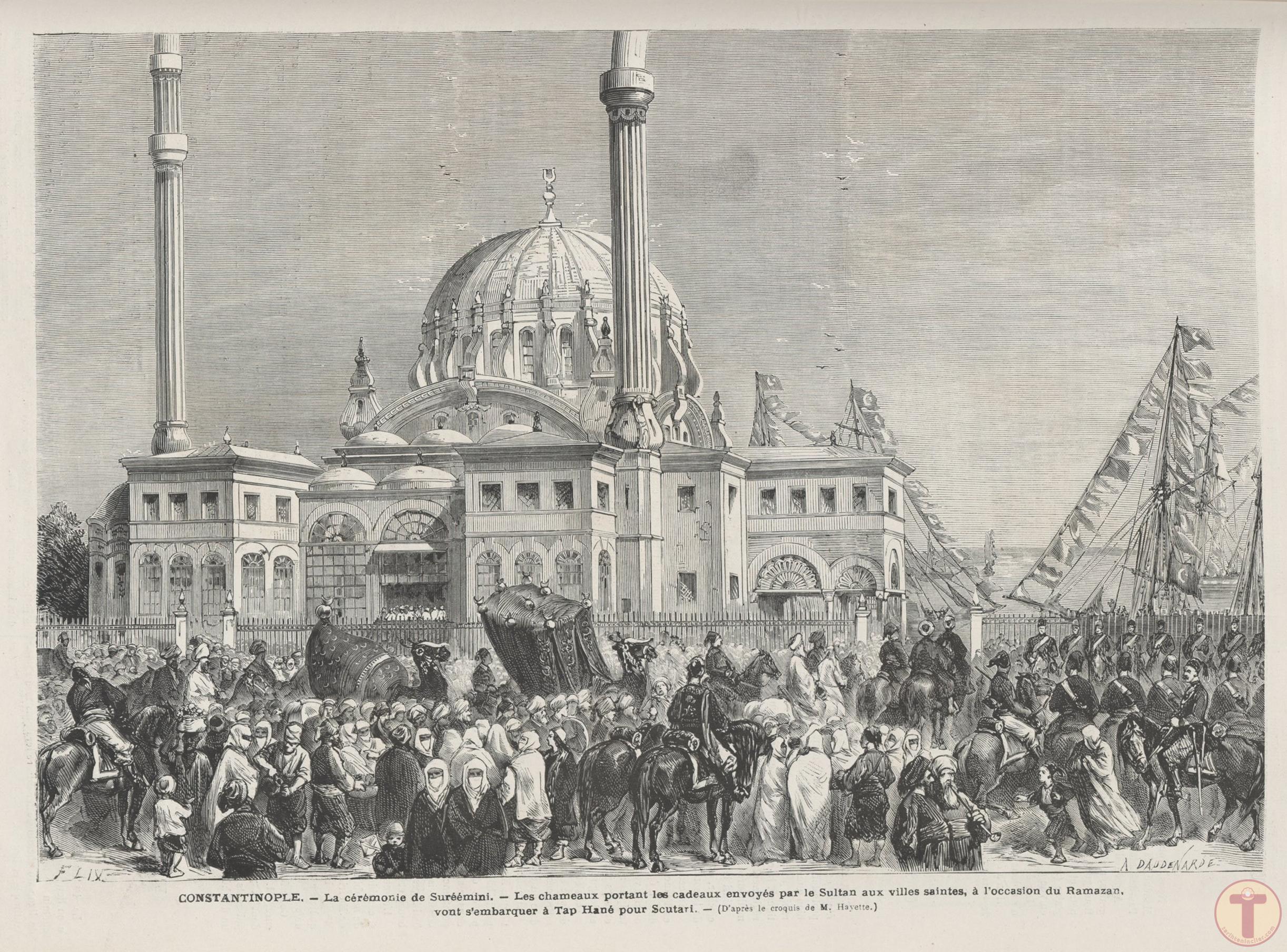İstanbulda Ramazan Görselli