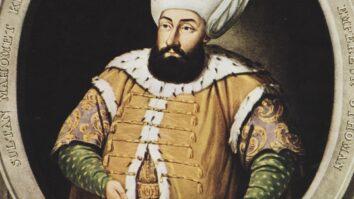 Sultan Üçüncü Mehmed