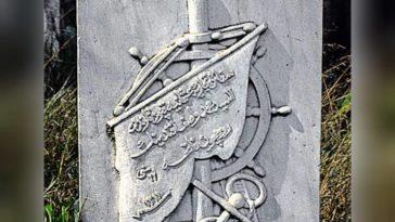 Osmanlı Denizci Mezar Taşları. Okuyabilenler var mı? Ottoman Mariner Grave Stone...
