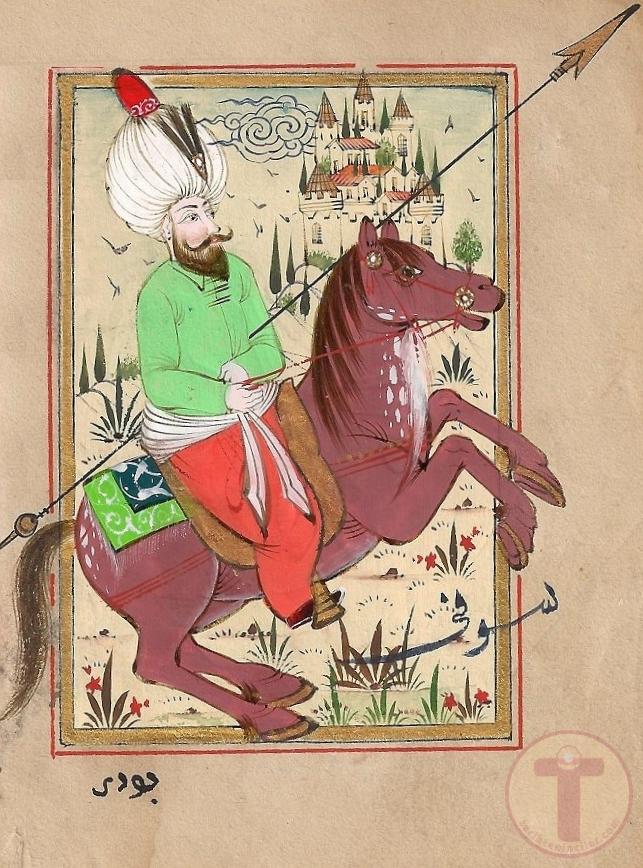 Bir Osmanlı Savaşçısı