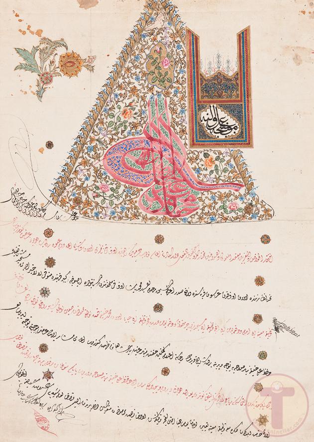 Bir Osmanlı Fermanı