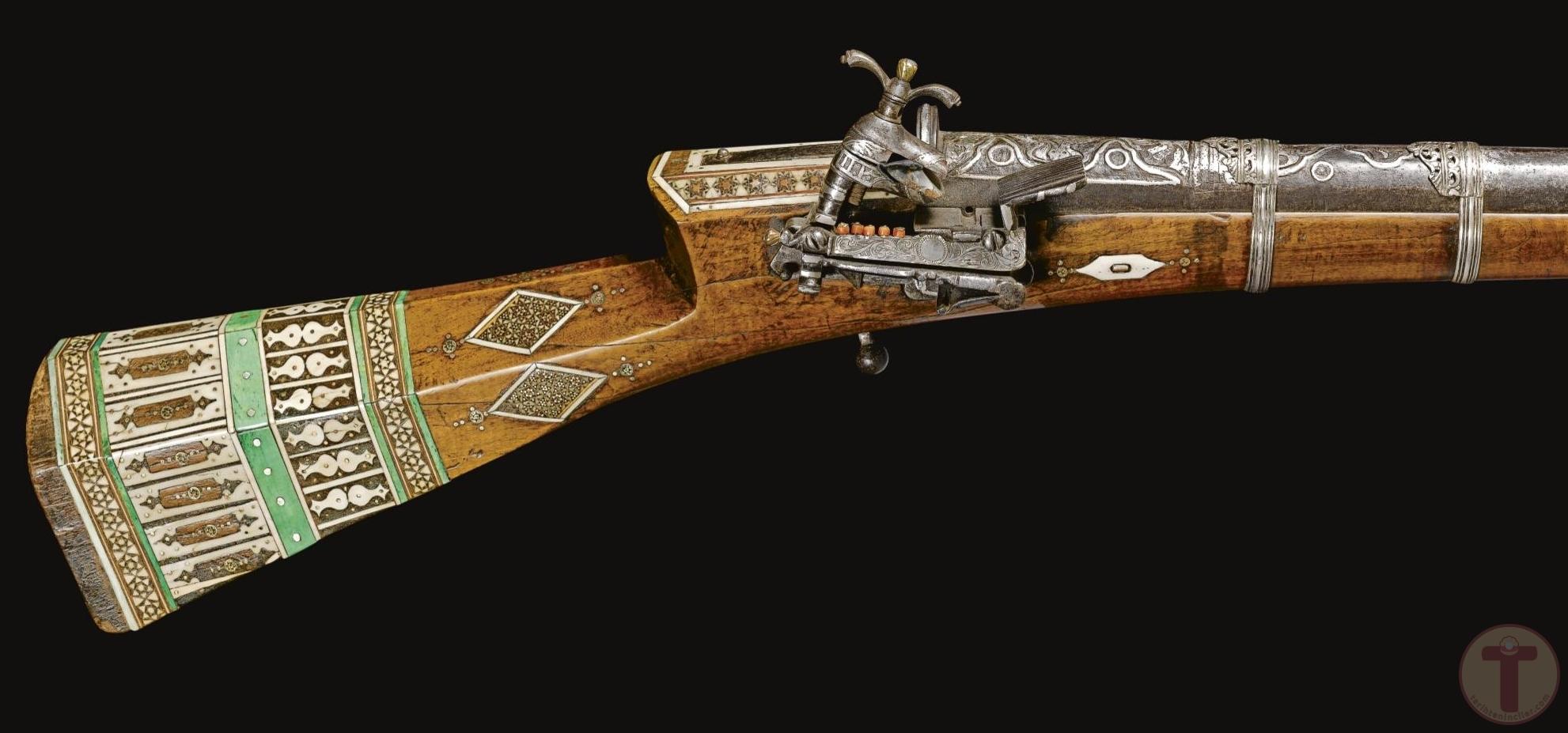 Bir Osmanlı Tüfeği, 1717