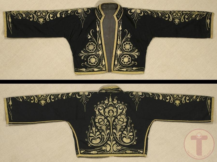 Bir Osmanlı Cepken'İ, 1900