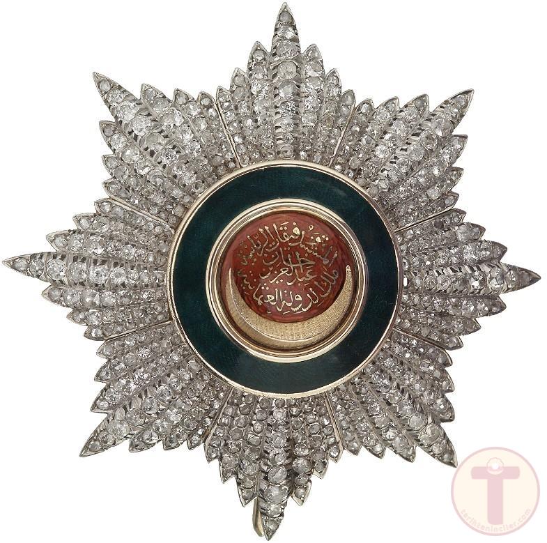 Bir Osmanlı Madalyası