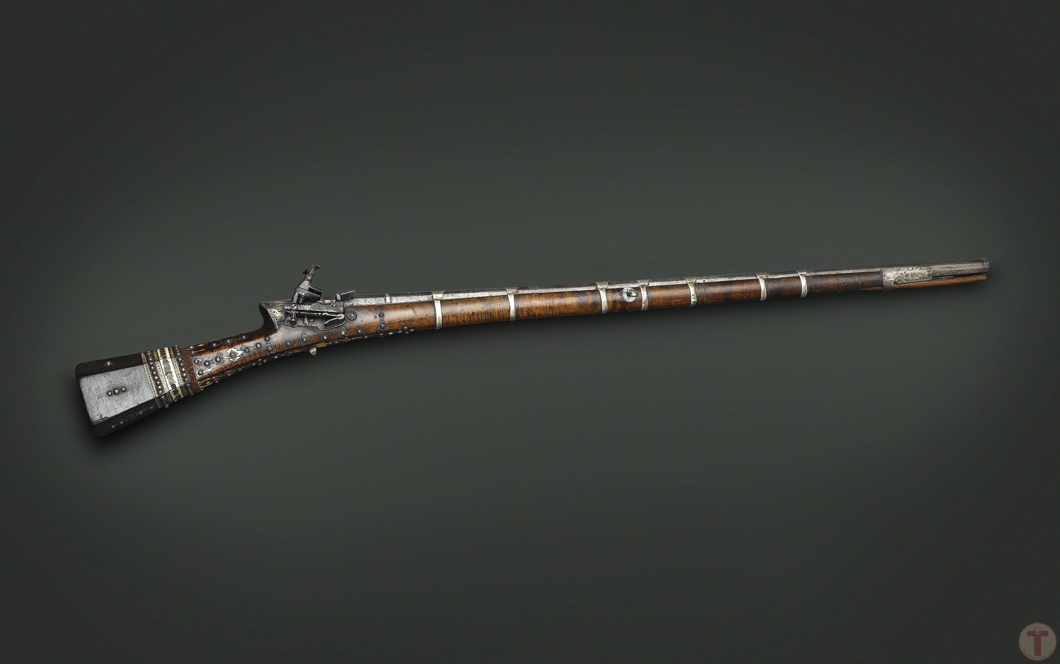 Bir Osmanlı Tüfeği
