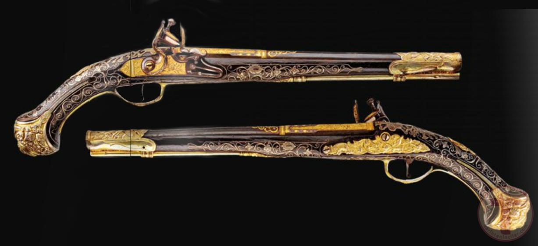 Bir Osmanlı Piştovu