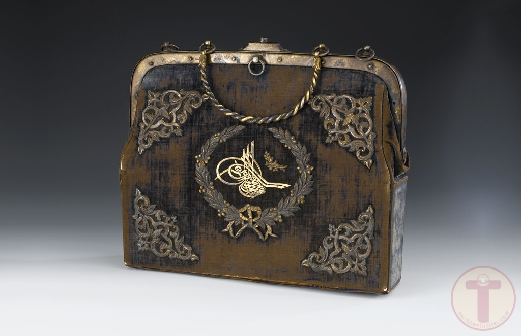 Bir Osmanlı Kadın Çantası