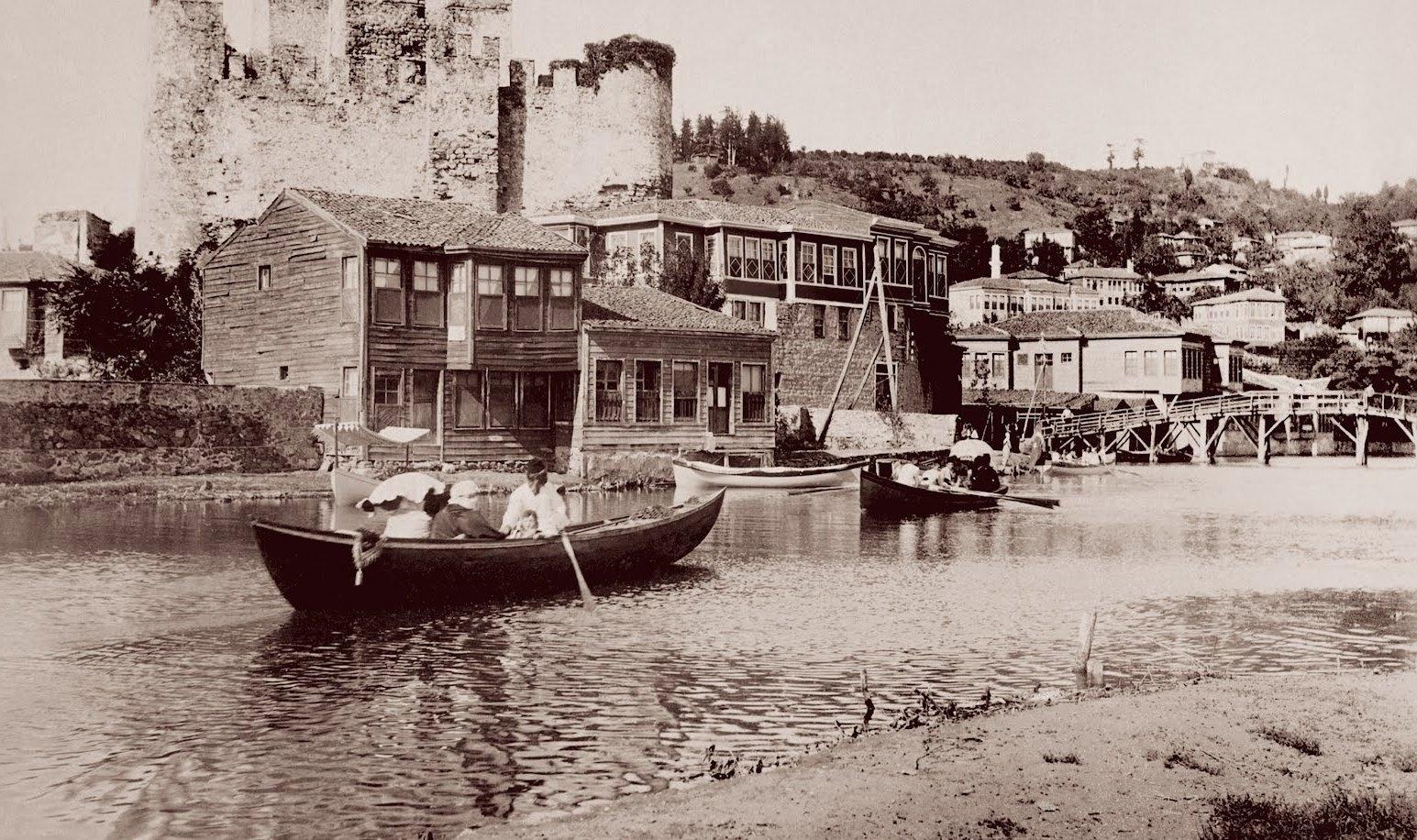 Anadolu Hisatı, 1800'ler
