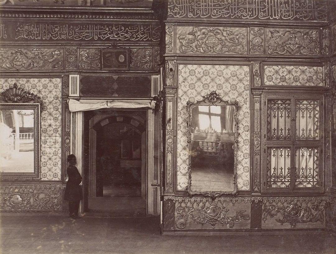 Topkapi Palace, Istanbul, 1875 Topkapı Sarayı, İstanbul, 1875                   ...