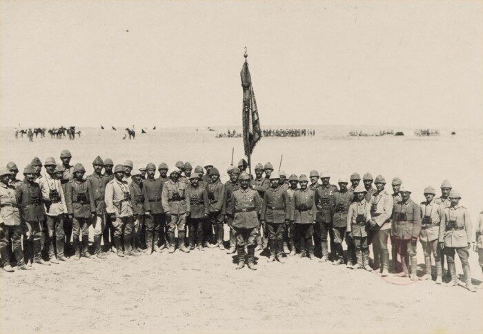 Gazze'deki Türk Askerleri