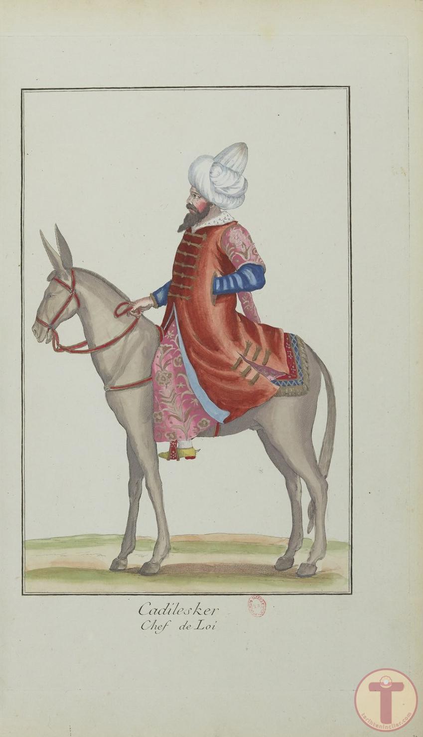 Osmanlı İmparatorluğu Hukuk Başkanı