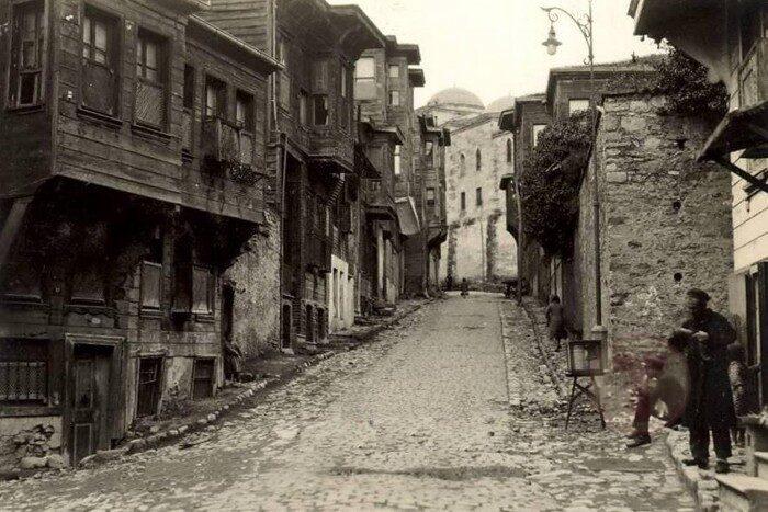 Vefa Caddesi, Süleymaniye